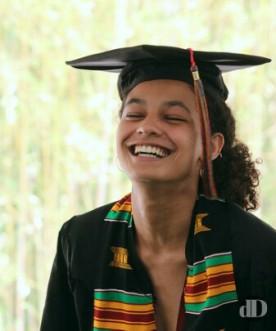 Graduation, Brown University. June, 2016.